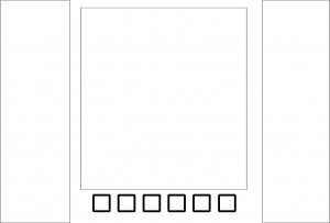 overlay template image